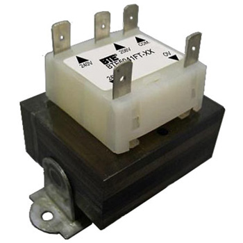 Quick connector & solder type transformers